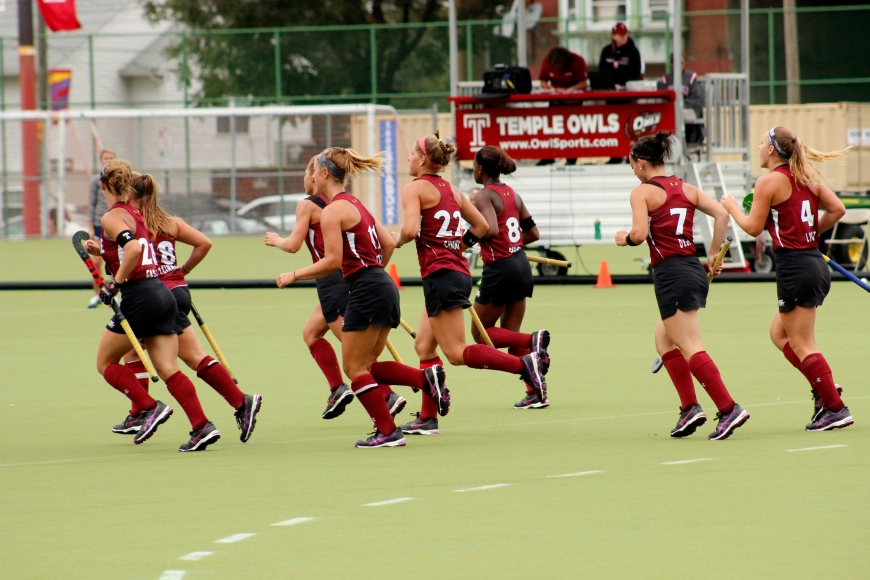 Temple Women's Field Hockey